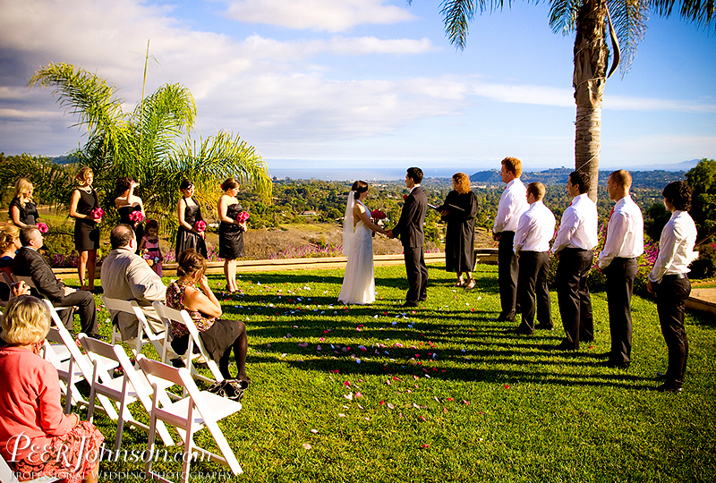 PeerJohnson Santa Barbara Wedding 113 Awesome Santa Barbara Wedding!