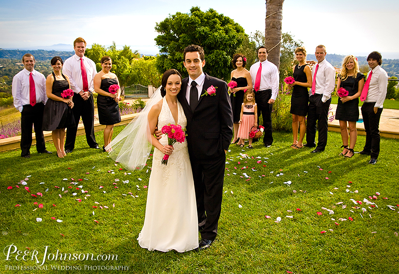 PeerJohnson Santa Barbara Wedding 115 Awesome Santa Barbara Wedding!