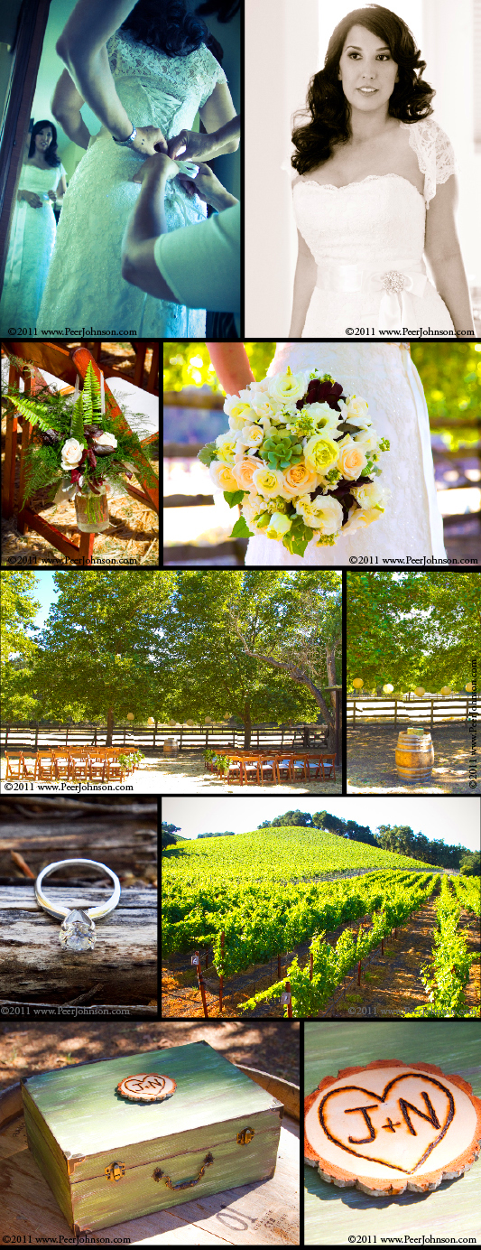 thacher winery wedding peerjohnson12 Thacher Winery Wedding in Paso Robles!