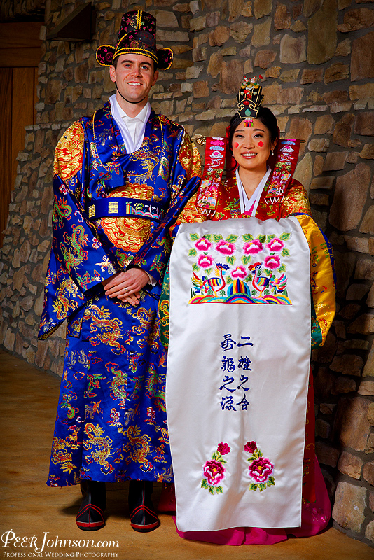 Korean Paebaek Ceremony 102 Vina Robles Winery Wedding &amp; Korean Paebaek Ceremony!