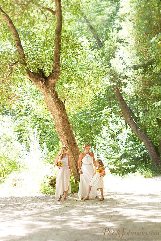wedding in big sur