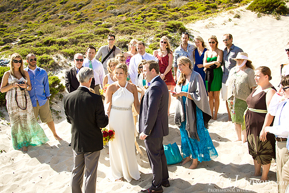 bigsurwedding22 Pfieffer Beach Wedding   Big Sur, California