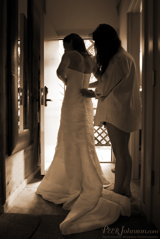 Ventana Inn Spa Wedding