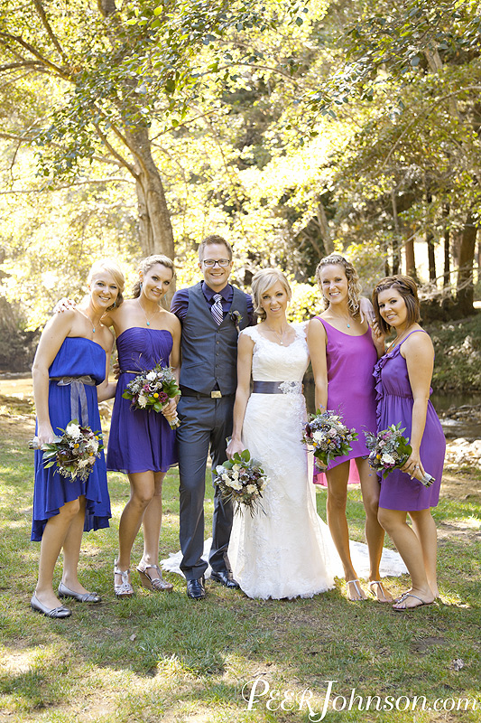 Big Sur River Inn Wedding