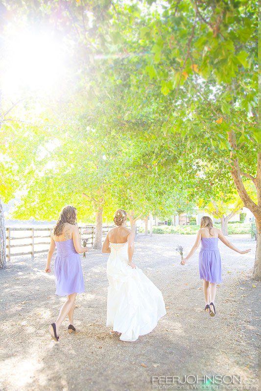 Thacher Winery Wedding