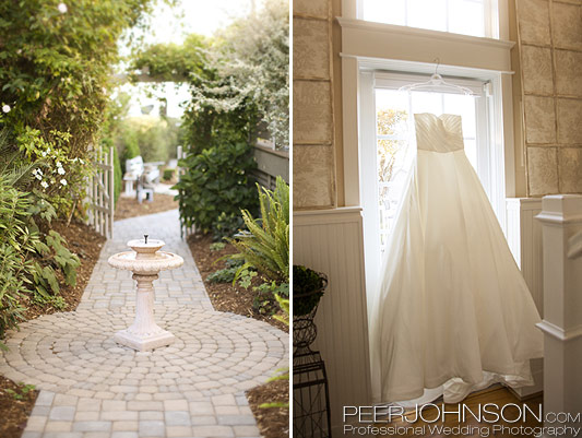 Beautiful Cambria Wedding