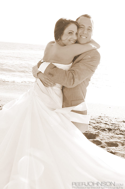 Moonstone Beach Wedding