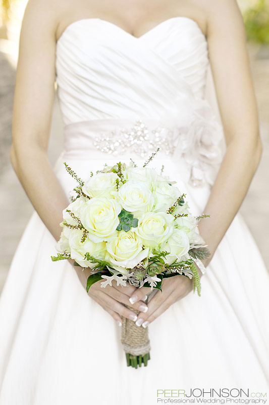 Cambria Wedding Bouquet