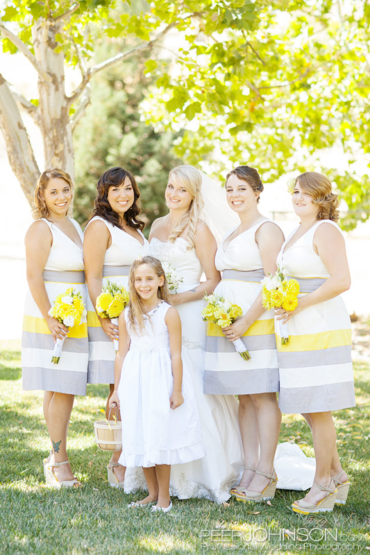 Grace Maralyn Estate Bridesmaids