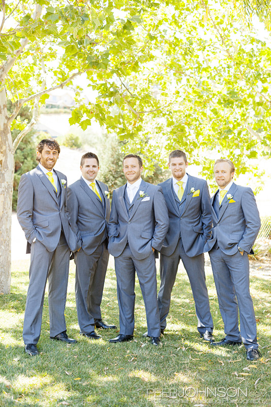 Grace Maralyn Groomsmen