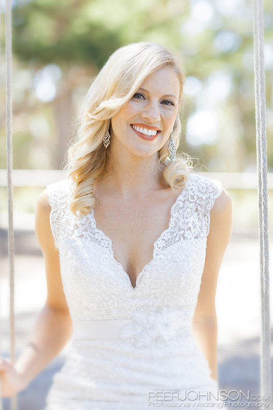 Big Sur Bridal Makeup Hair