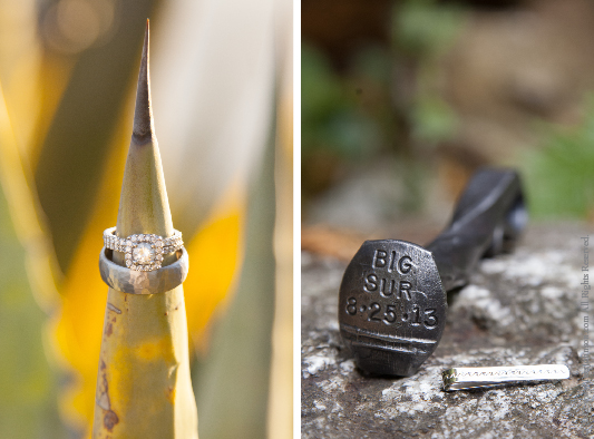 Big Sur Wedding Ring