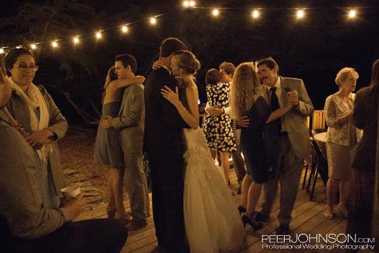 Carmel Wedding Reception