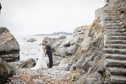 Wedding Carmel Highlands