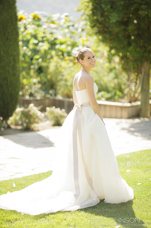 Carmel Valley Bride