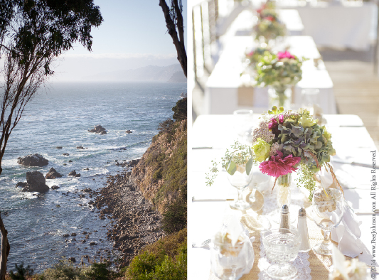 Big Sur Reception Details