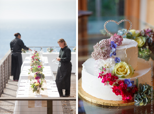 Wedding Cake Big Sur