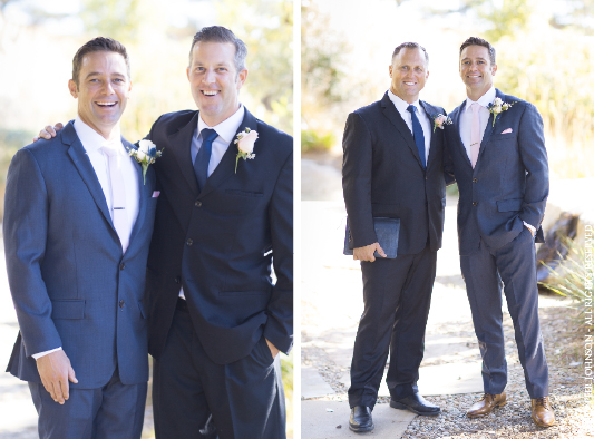 Wind and Sea Groomsmen