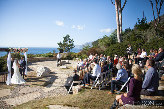 Wind and Sea Ceremony Photo