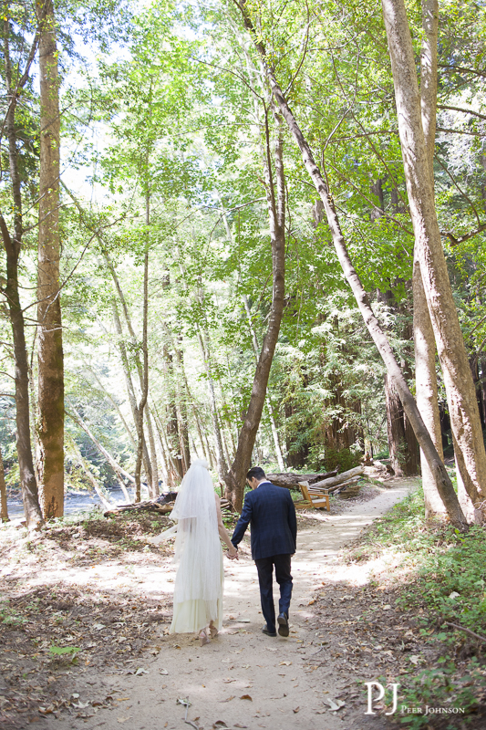 elopement in big sur