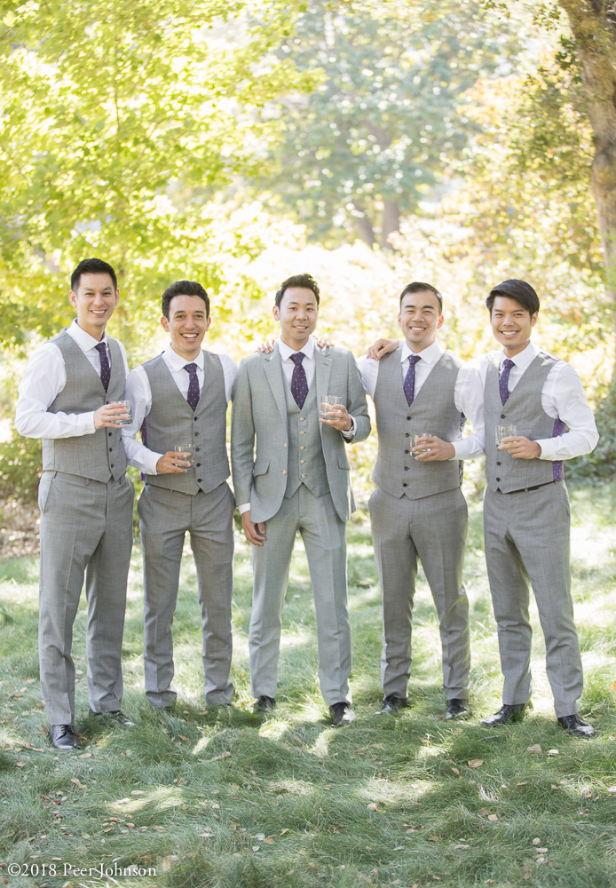 Gardener Ranch Groomsmen
