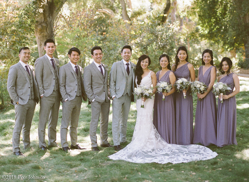 Gardener Ranch Wedding Party