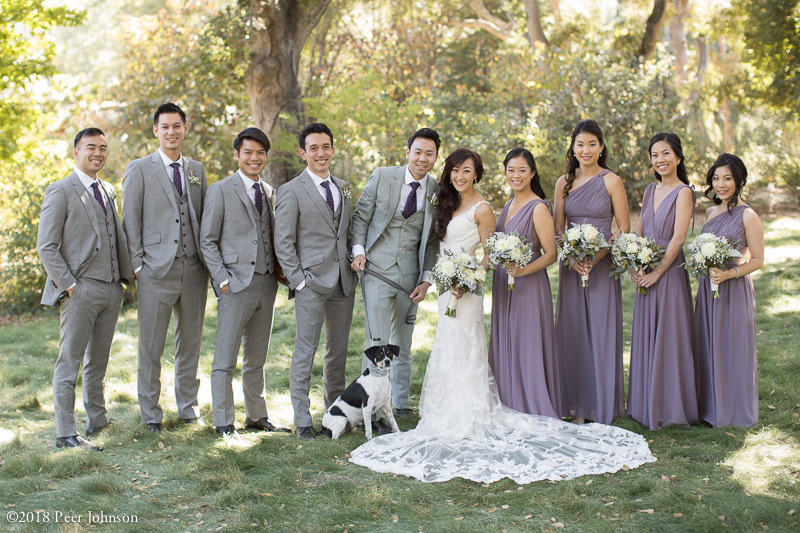 Gardener Ranch Bridal Party