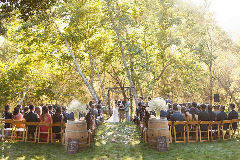 Gardener Ranch Wedding Ceremony