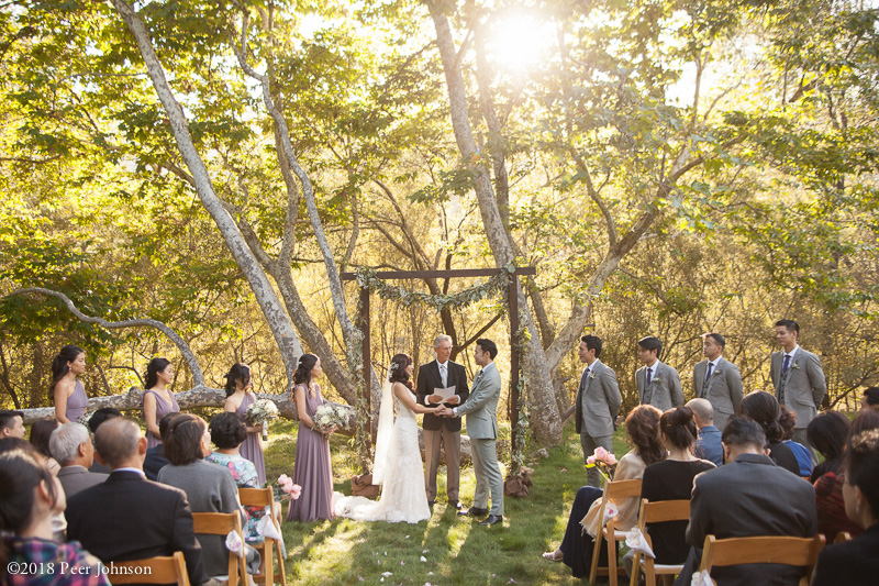 Gardener Ranch Ceremony Vows