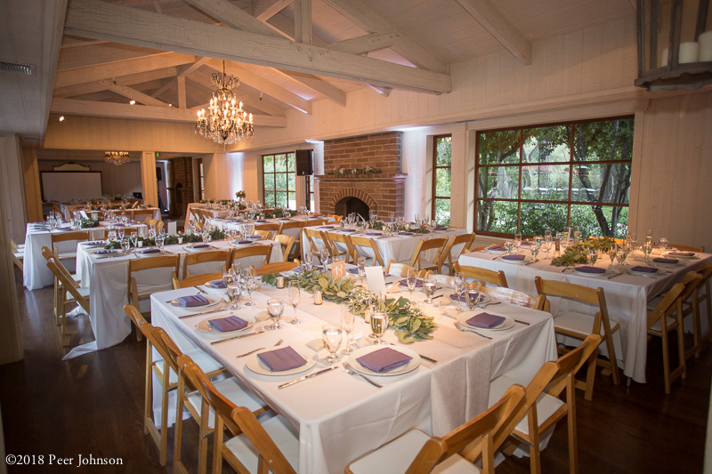 Gardener Ranch Banquet Reception