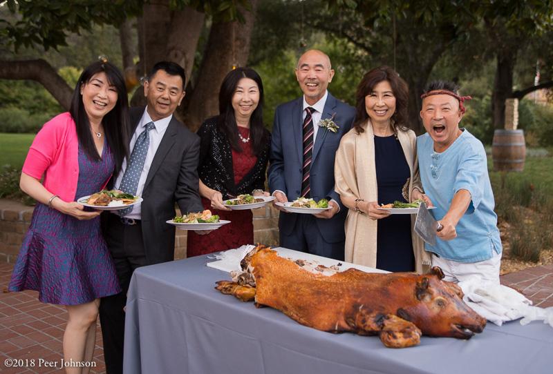 Michi Life Roast Pig