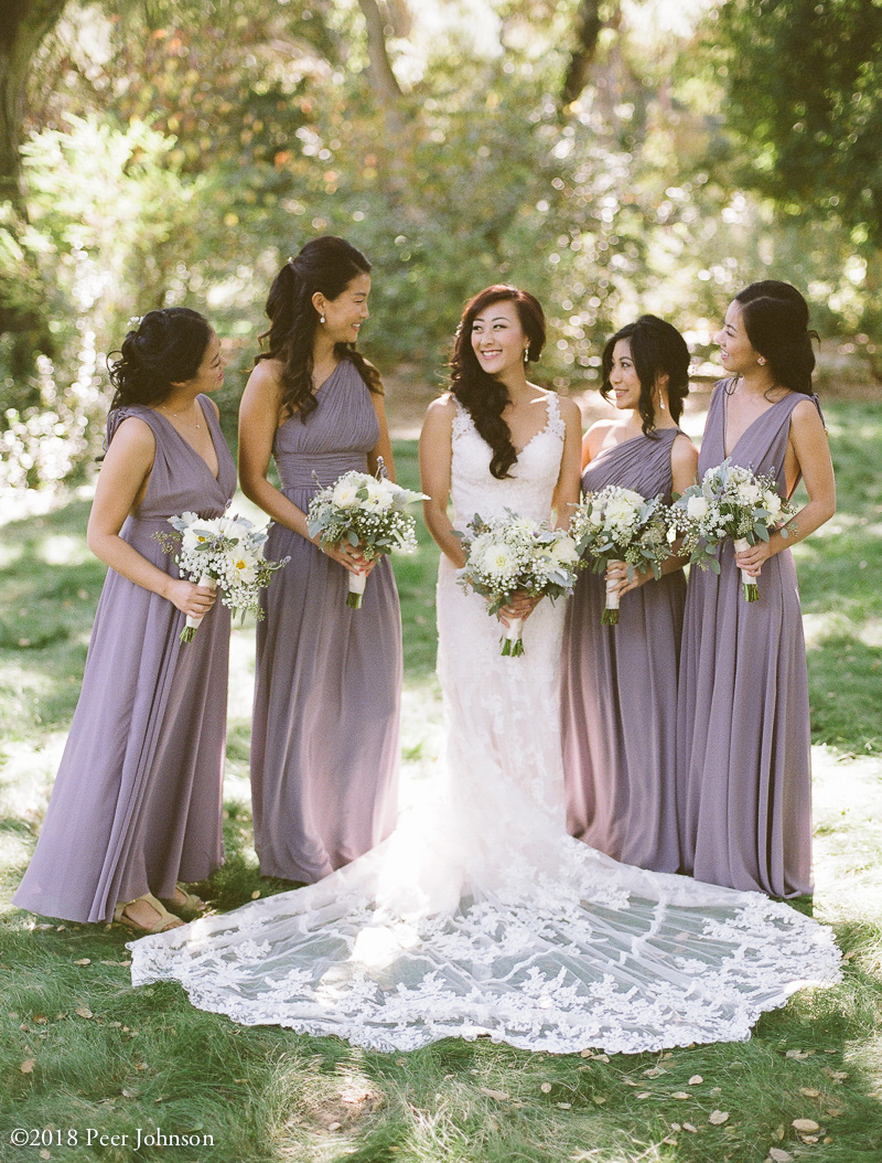 Gardener Ranch Bridesmaids
