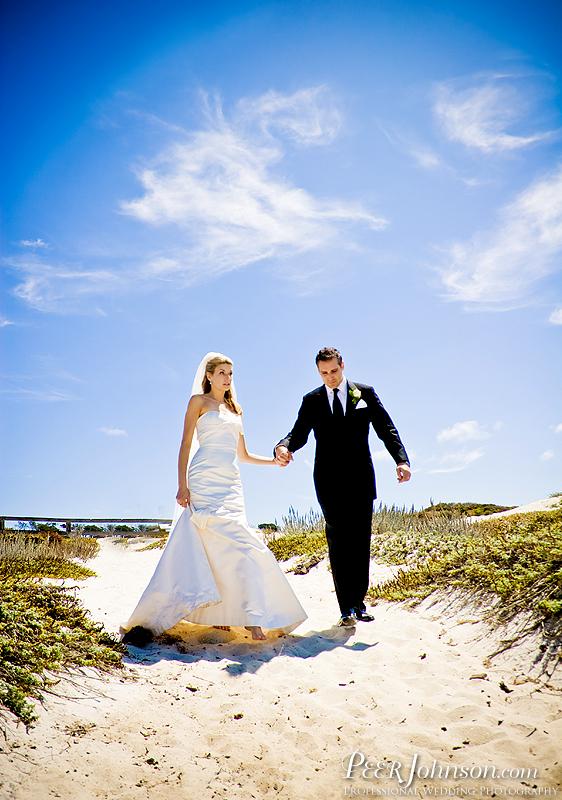 Pebble Beach Wedding