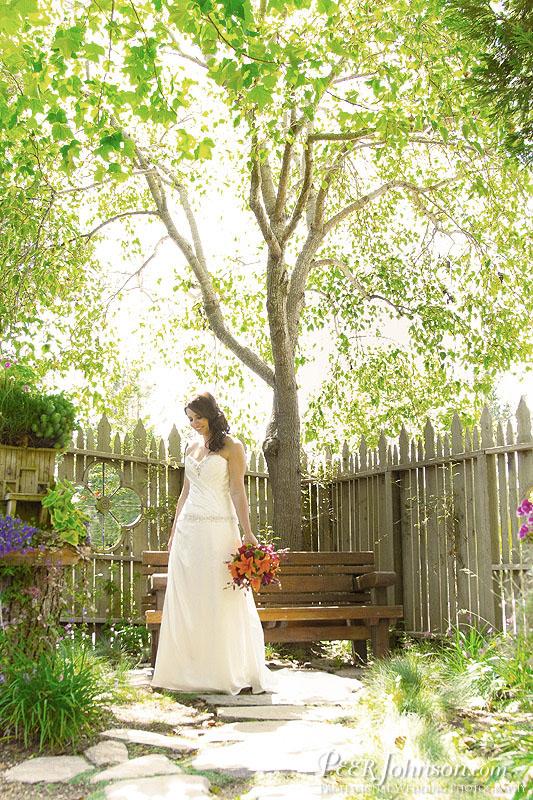 Cambria Wedding