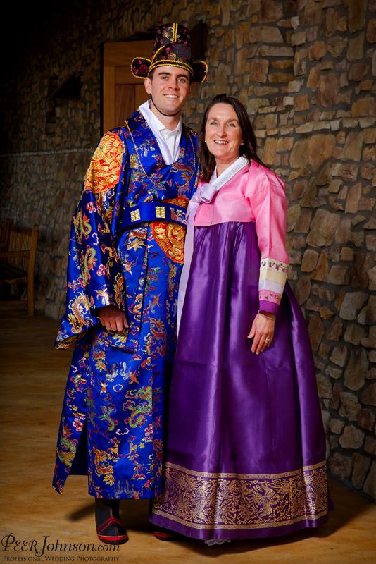 Korean Paebaek Ceremony
