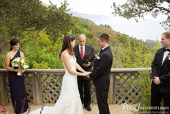 Big Sur Coast Wedding