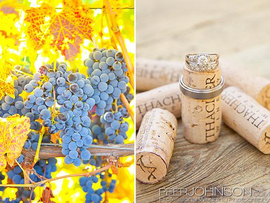 Thacher Winery Wedding