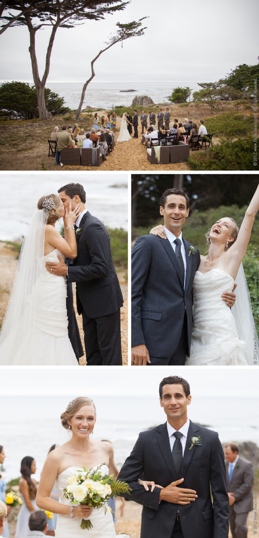 Carmel Highlands Wedding