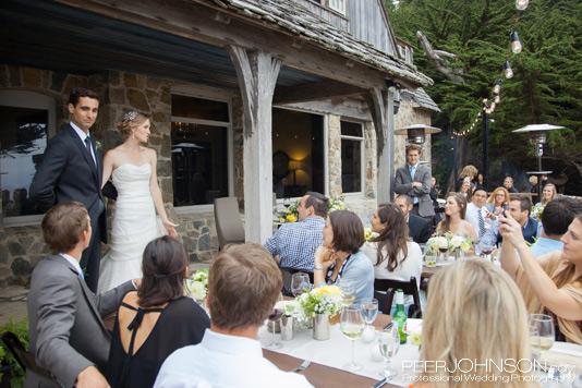 Carmel Oceanfront Wedding