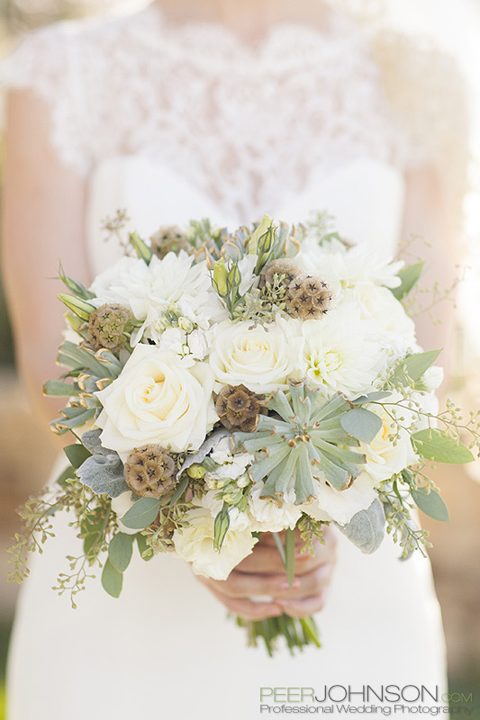 Wedding Flowers Paso Robles
