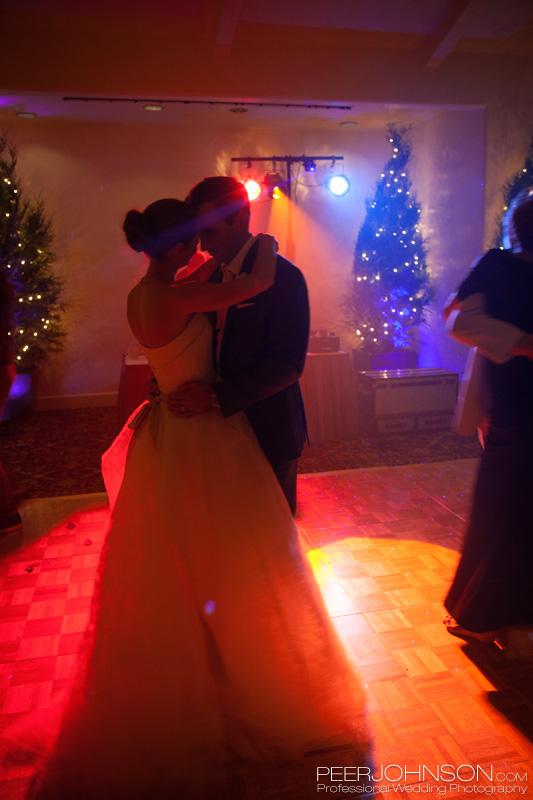 Carmel Valley Wedding Last Dance