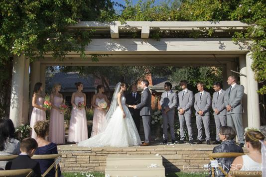 Bernardus Lodge Weddings