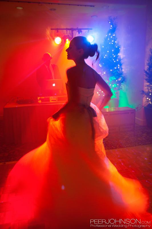 Carmel Valley Wedding Dancing