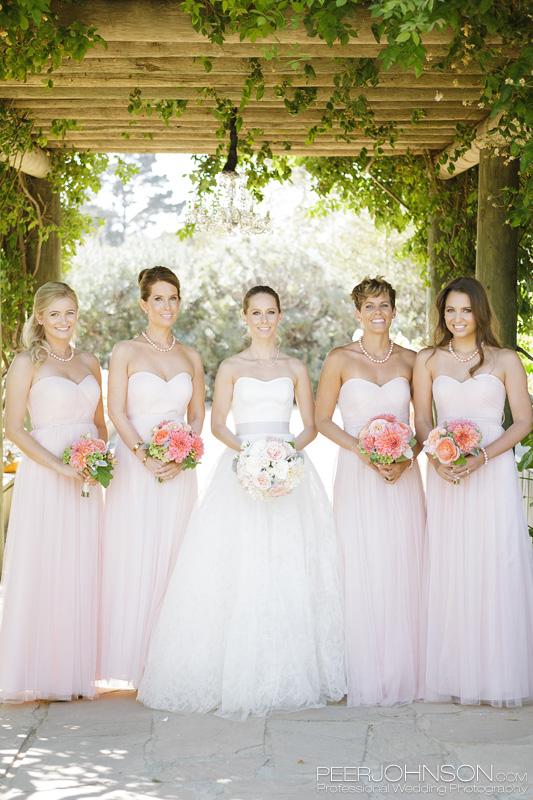 Bridesmaids Carmel Valley