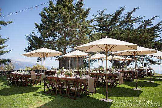 Point 16 Big Sur Reception