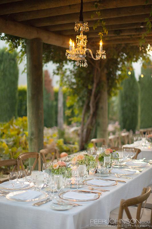 Wedding Reception Carmel Valley