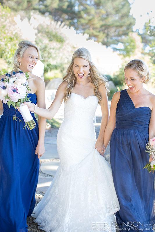 Wind and Sea Bridesmaids