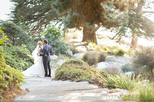 Big Sur Wedding Wind and Sea