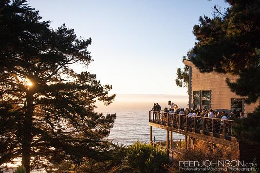 Wind and Sea Wedding Reception