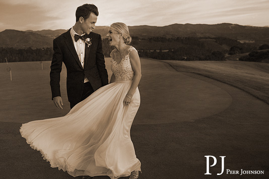 Tehama Golf Club Wedding